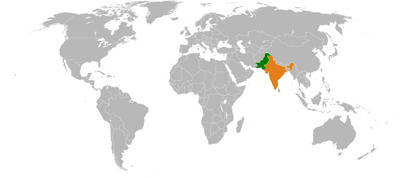 The Geography of India and Pakistan: Cause for Conflict
