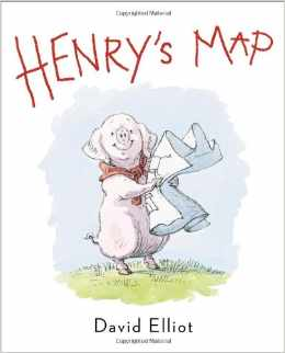 Henry's Map by David Elliot.