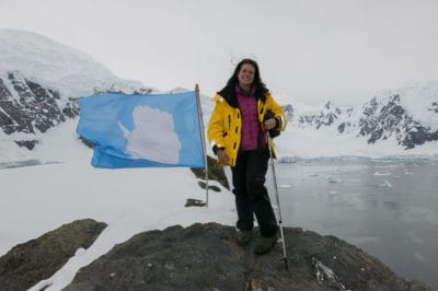 Meet a Geographer: Kristina Jacob