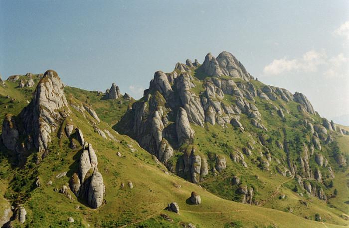 Ciucaș Mountains, Romania