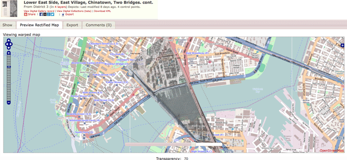 Travel through Time with New York City\'s Maps - Geography Realm