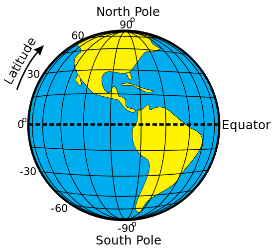 Latitude and longitude geolounge all things geography latitude ccuart Choice Image