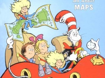 Five Books about Maps for Young Children