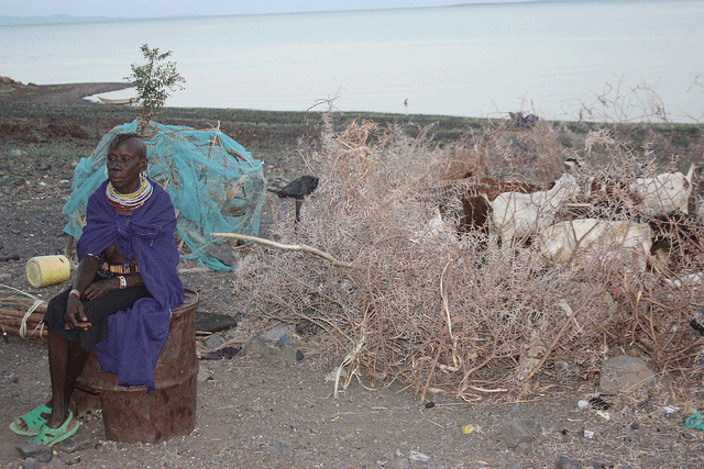 In the Turkana culture, owning livestock is a sign of wealth.  Photo: EC/ECHO/Malini Morzaria, CC BY-SA 2.0