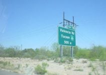 The Only Metric Highway in the United States