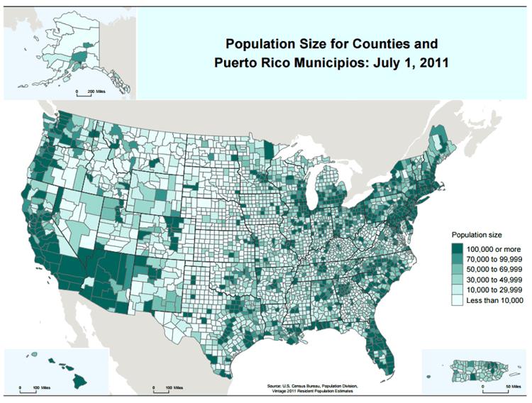 Data: US Census