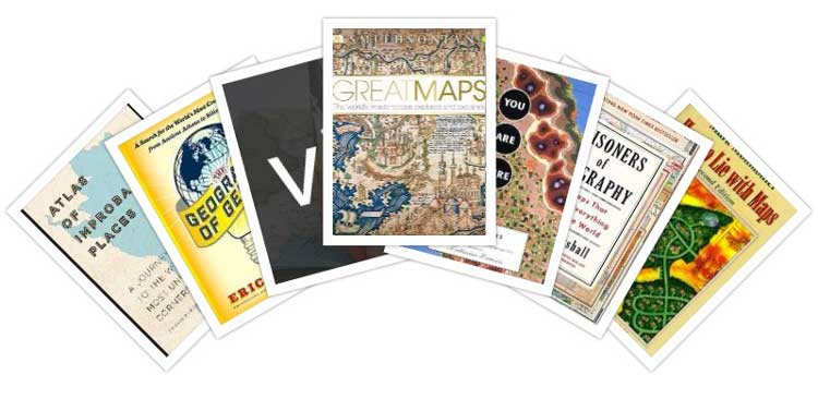 7 geography books to add to your bookshelf geolounge all things the study of geography allows us to understand our place in the world and how patterns across space shape it listed here are seven intriguing books about gumiabroncs Choice Image