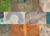 Geo Quiz: Name the Human Activity Visible from Space