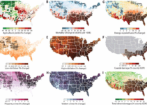 Model Predicts Economic Damage from Climate Change to be Greatest in the South in the US