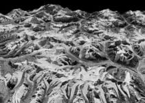 Himalayan Glacier Melt Mapped By Analyzing Old Spy Photographs