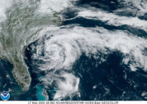 Arthur is the First Named Storm of the 2020 Hurricane Season