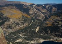 Slow-Motion Landslides