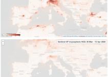 ESA Launches Global Air Pollution Map