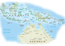 What is the Largest Island in the Pacific Ocean?