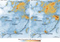 Rebounding Pollution Levels Mark End of Coronavirus Lockdowns