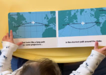 "New ""Map Projections for Babies"" Board Book Helps Encourage Early Communication and Learning"