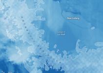 World's Biggest Iceberg
