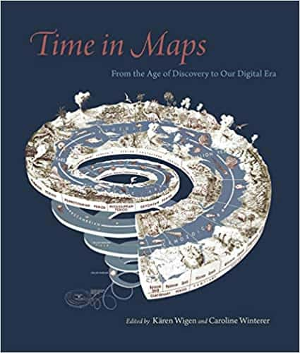 Time in Maps book cover