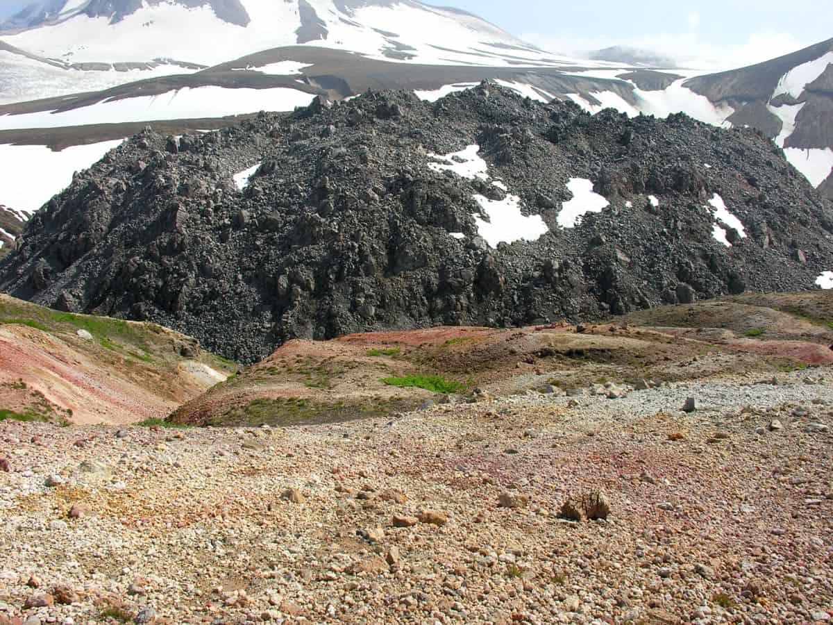 Novarupta Dome, Katmai National Park and Preserve, NPS, public domain.