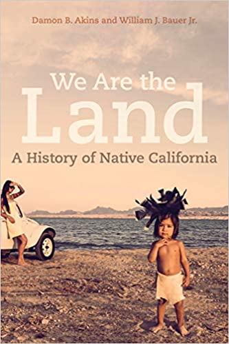 Book cover for We Are the Land.